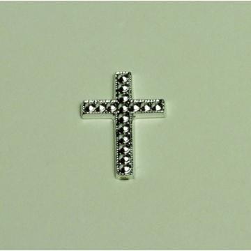 Lot de 12 Croix argent à coller