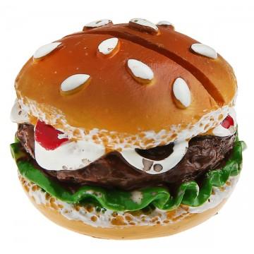Lot de 2 marque place Hamburger
