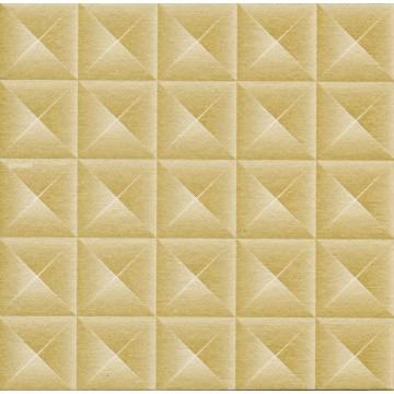 Lot de 20 serviettes Diamants or intissé 40 x 40 cm