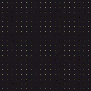 Lot de 20 Serviettes intissé Cosmos noir 40 x 40 cm
