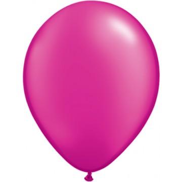 Lot de 25 ballons en latex perle Rose