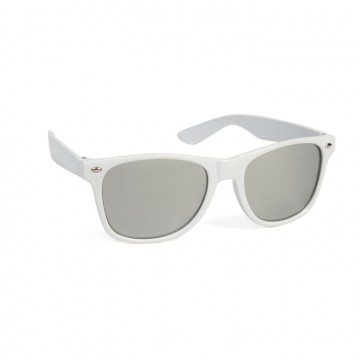 Lunettes blanches
