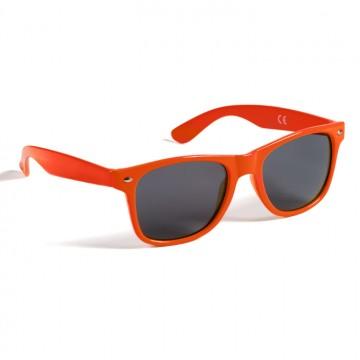Lunettes Orange fluo