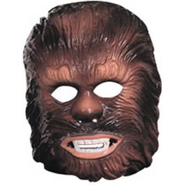 Masque adulte PVC Chewbacca