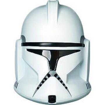 Masque adulte PVC Clone Trooper