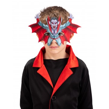 Masque EVA vampire Halloween enfant