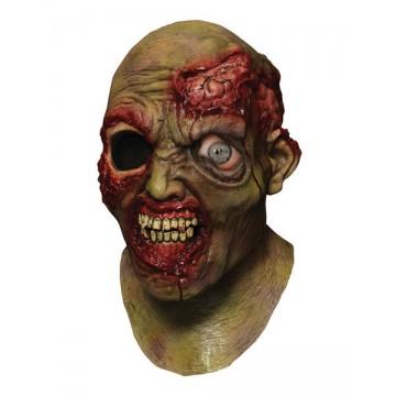 Masque Intégral animé Zombie Borgne avec aplli Smartphone