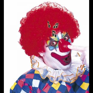 Nez rouge de clown musical