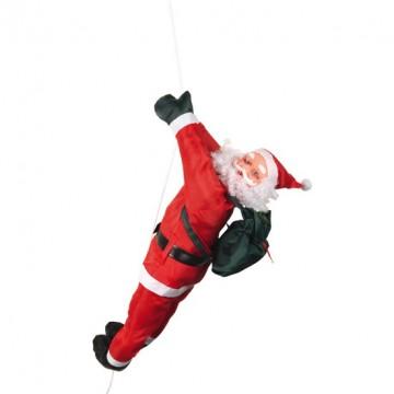 Père Noël Grimpeur 90 cm