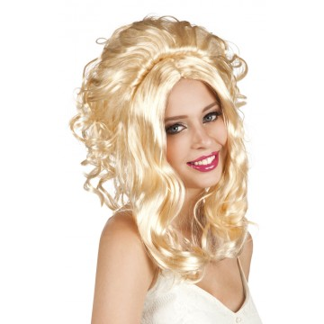 Perruque Lilly Rose blonde