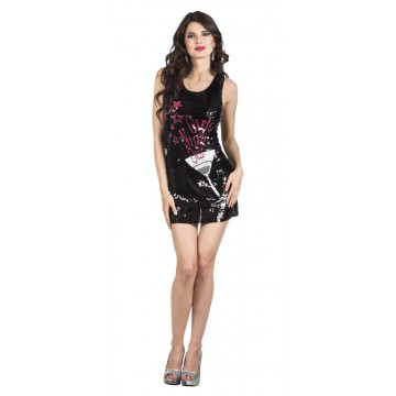Robe Dazzle girls night out  taille M