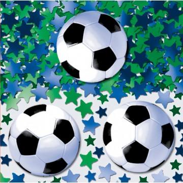 Sachet de Confettis de table Football 14 gr