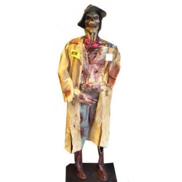 Squelette de cowboy Halloween
