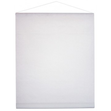 Tenture de salle blanche 80 cm x 25 m