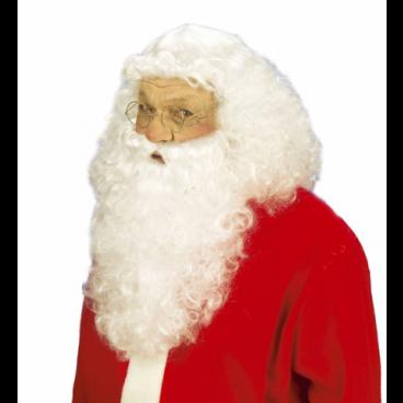 Barbe Perruque De Pere Noel