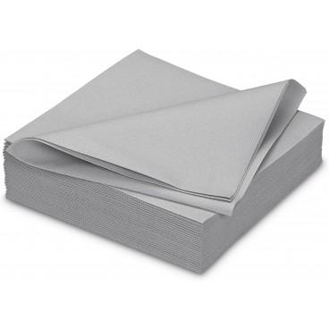 serviettes aluminium paisses en papier v s che ava 40 x 40 cm. Black Bedroom Furniture Sets. Home Design Ideas