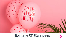 Ballon Saint-Valentin