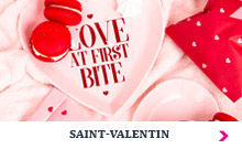 Art de la table Saint-Valentin
