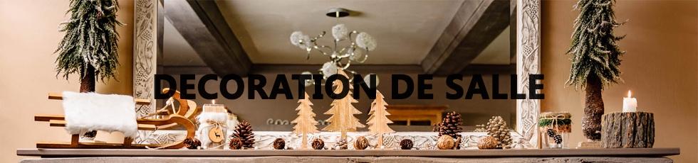 Décorations de salle Noël
