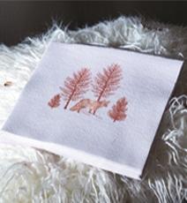 Nappes et serviettes Noël