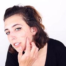 Maquillage Cicatrice Halloween
