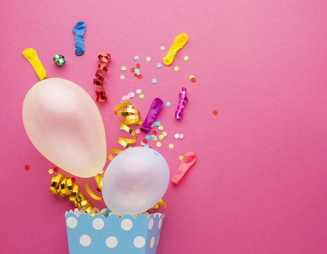 Nouveautés anniversaire