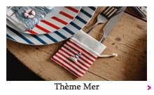 Thème Mer