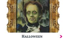 Décoration de salle Halloween