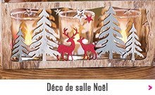 Decorations de salle Noël