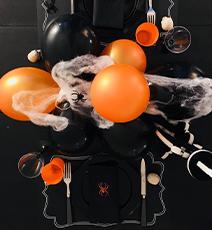 Idée décoration de table Halloween
